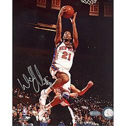 New York Knicks Wilson Chandler 8x10 Autographed Photo