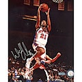 New York Knicks Wilson Chandler 8x10 Autographed Photo