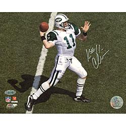 New York Jets Kellen Clemens Autographed 8x10 Photograph