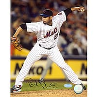 New York Mets Pedro Feliciano 8x10 Autographed Photograph