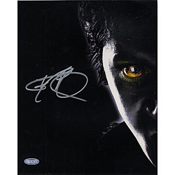 Actor Ray Park As X-Men 'Toad' Autographed Profile 8x10 Photo