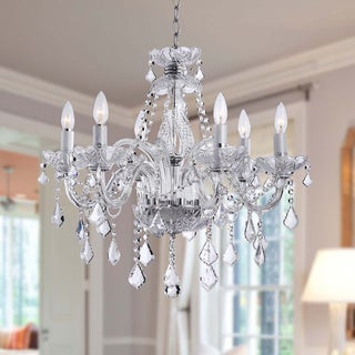 Maria Theresa 6-light Crystal Chandelier