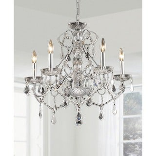 New Orleans 5-light Crystal Chandelier