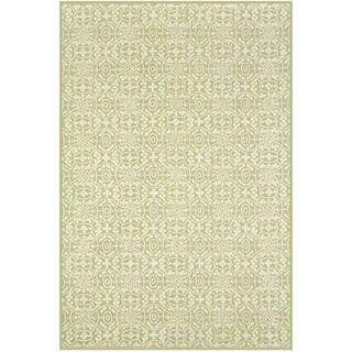 Martha Stewart by Safavieh Bloomery Cotton Rug