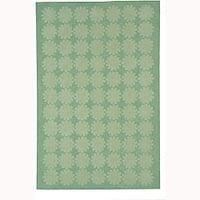 "Martha Stewart by Safavieh Astronomy Hydra Cotton Rug - 3'9"" x 5'9"""