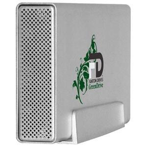 """FD GreenDrive 1 TB 3.5"""" External Hard Drive"""