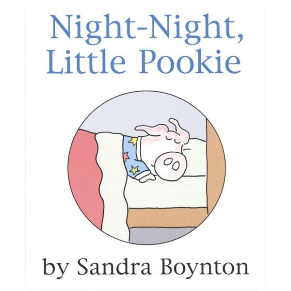 Night-night, Little Pookie (Board book)