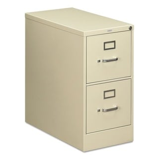 HON 210 Series 2-Drawer Suspension File Cabinet (Putty)