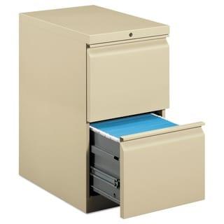 HON Efficiencies Putty 2 Drawer Pedestal File