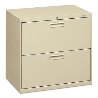HON 500 Series Putty 2-drawer Lateral File