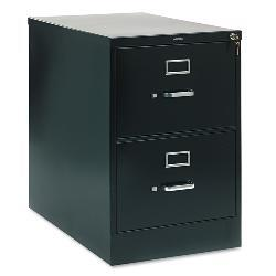 HON 210 Series 28.5-inch 2-drawer Full Suspension File Cabinet
