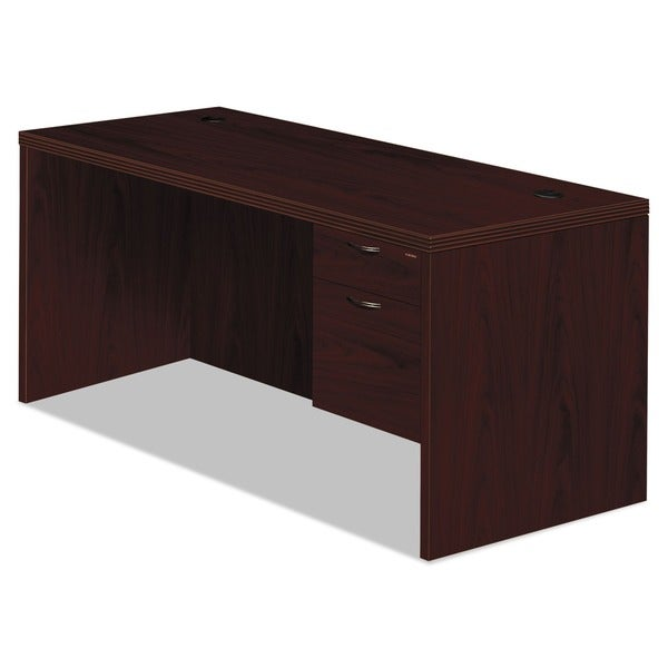 Hon 11500 Series Valido Single Right Pedestal Desk