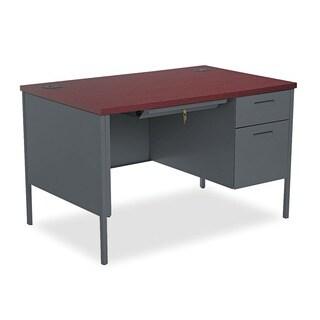 HON Metro Classic Series 48-inch Right Pedestal Desk
