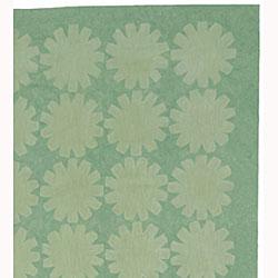 Martha Stewart Astronomy Hydra Cotton Rug (5'6 x 8'6)