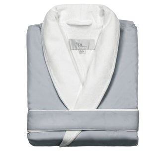 Luxurious Spa Bath Robe S/M (Option: Sage)