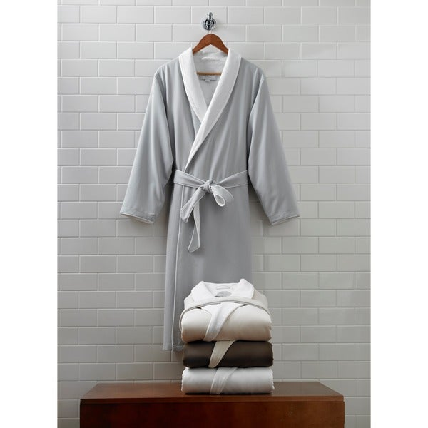 Shop Luxurious Spa Bath Robe S M - Free Shipping Today - Overstock ... 76158de72