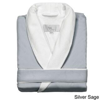Large/ Extra Large Cozy Unisex Bath Robe (Option: Green)