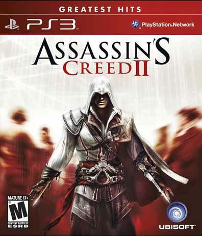PS3 - Assassin's Creed II