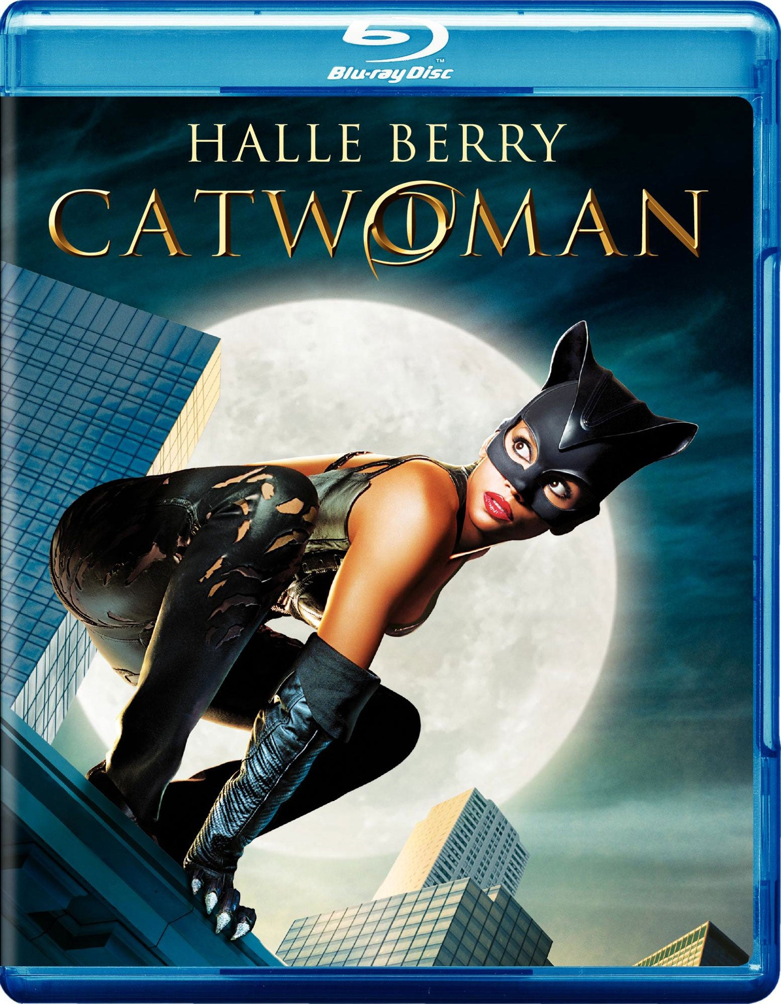 Catwoman (Blu-ray Disc)