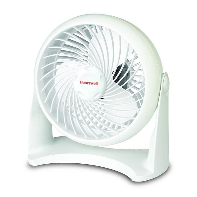 Table Fan White