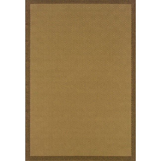 Indoor/ Outdoor Laguna Rug (7'3 x 10'6)