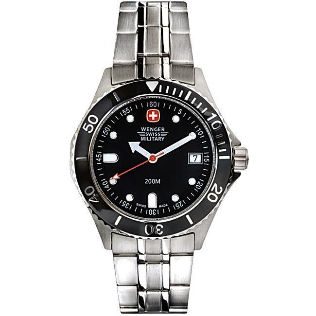 Wenger Alpine Dive Men's Watch - Thumbnail 0