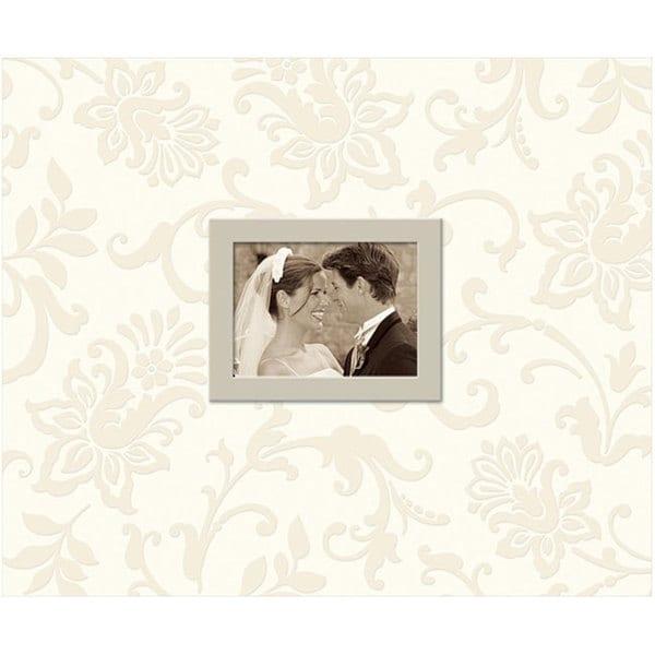K & Company Perfect-bound 'Classic Wedding' Scrapbook Album