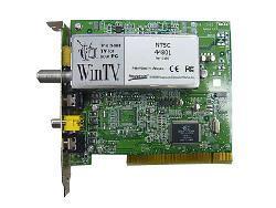Hauppauge 44801 WinTV-GO WatchTV Tuner Capture Card (Refurbished)