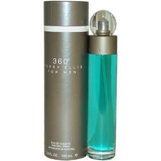 Perry Ellis 360 Men's 3.4-ounce Eau de Toilette Spray