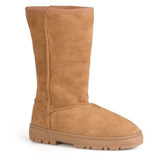 Journee Collection Women's Lug-Sole Cold-weather Boot