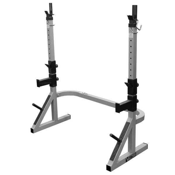 Shop Valor Fitness Bd 17 Combo Squat Bench Rack Free