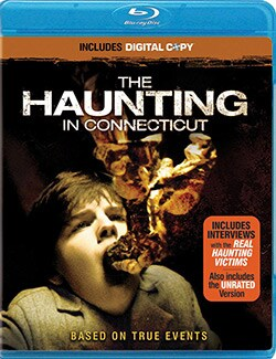 The Haunting In Connecticut (Blu-ray Disc)