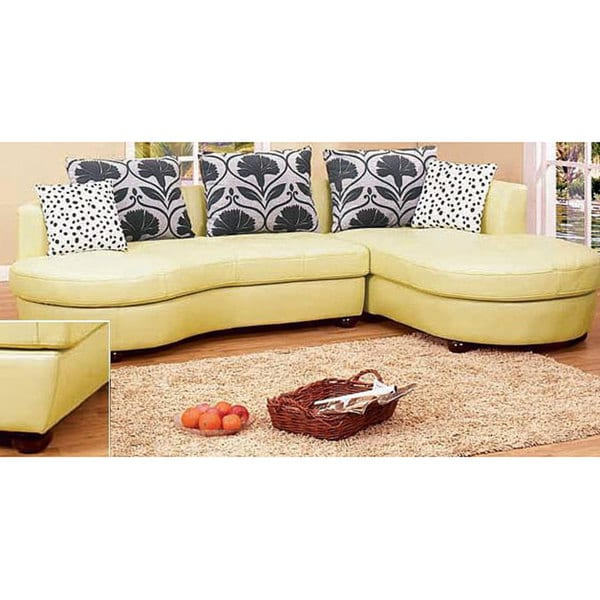 Merveilleux Shop Furniture Of America Westchester Inspired Contoured 2 Piece Sectional  Sofa   Free Shipping Today   Overstock   4037839