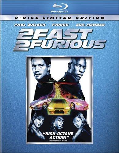 2 Fast 2 Furious (Blu-ray Disc)