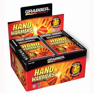 Grabber 7+ Hour Hand Warmers (40-pair Box)