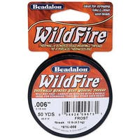 Wildfire Bead Weaving Thread