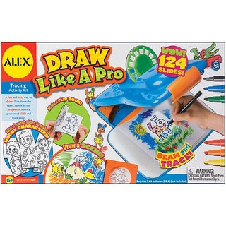 'Draw Like A Pro' Activity Kit
