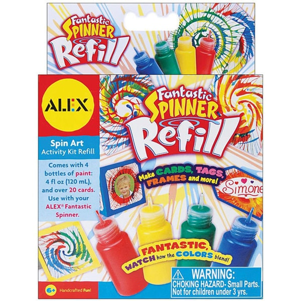 Alex Toys 'Fantastic Spinner Refill' Kit
