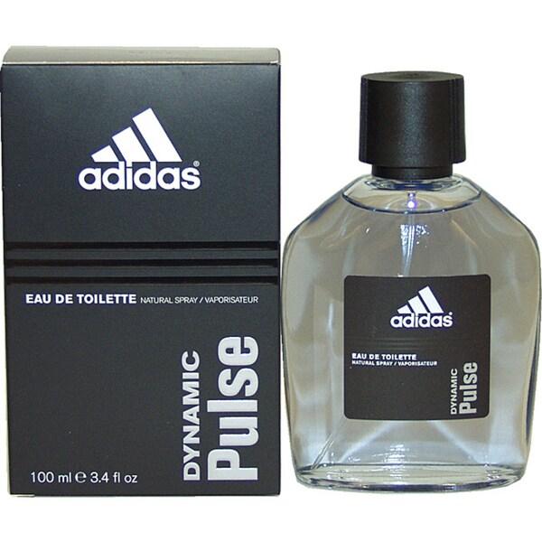 0b1accfedb95 Shop Adidas Dynamic Pulse Men s 3.4-ounce Eau de Toilette Spray ...