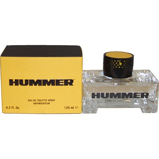 Hummer Men's 4.2-ounce Eau de Toilette Spray