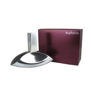 Calvin Klein Euphoria Women's 3.4-ounce Eau de Parfum Spray - Pink