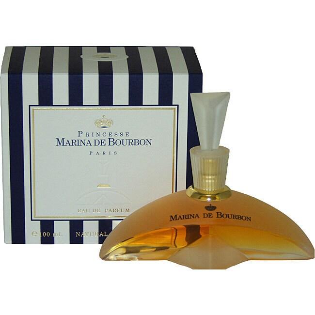 Marina de Bourbon Women's 3.3-ounce Eau de Parfum Spray, ...