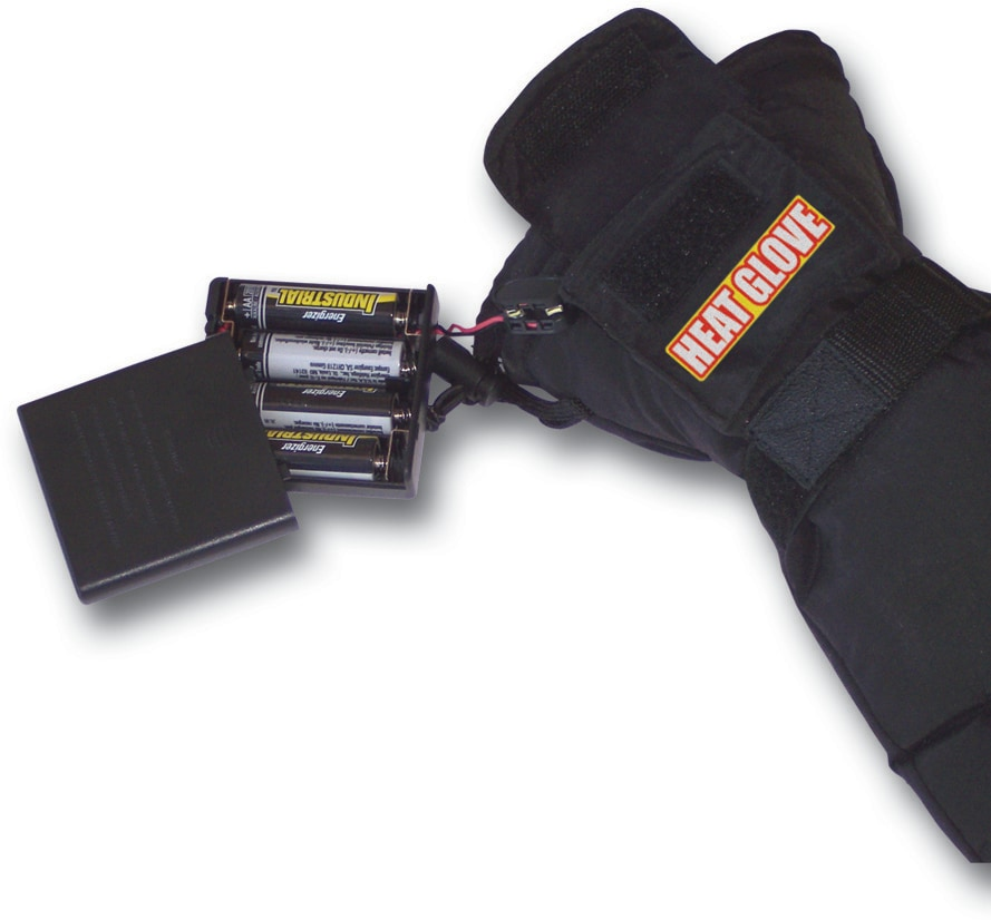 Heat Gloves Battery-powered XL Heated Gloves - Thumbnail 1