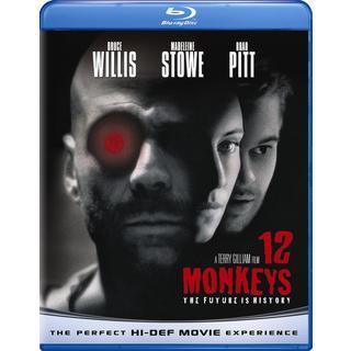 12 Monkeys (Blu-ray Disc)