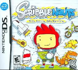 Nintendo DS - Scribblenauts