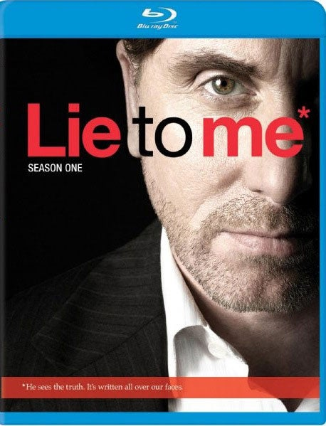 Lie To Me Season 1 (Blu-ray Disc)