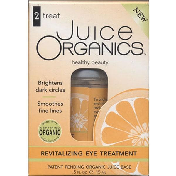 Juice Organics .5-ounce Revitalizing Eye Treatment