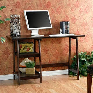 Harper Blvd A-frame Espresso Desk|https://ak1.ostkcdn.com/images/products/4042651/4042651/A-frame-Espresso-Desk-P12062802.jpg?impolicy=medium