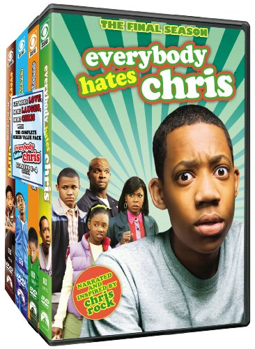 Everybody Hates Chris: The Complete Series Pack (DVD)