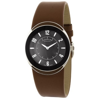 Link to Stuhrling Original Movida Men's Oval Swiss Quartz Watch Similar Items in Men's Watches